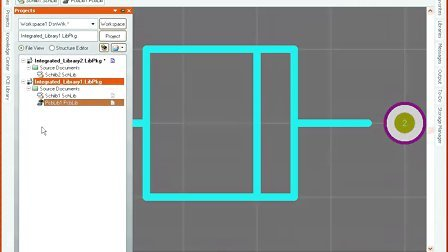 altium designer9.集成库的作用和制作c