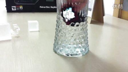 智器智能手表Z Watch防水演示.