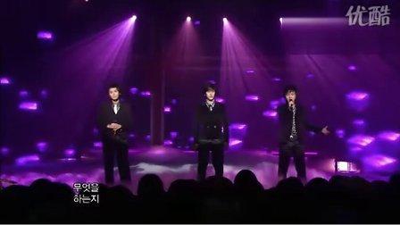 061223 只为一个人.SJ-K.R.Y (MBC MusicCore)[Bhyung]