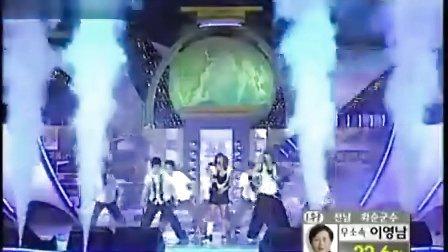 劲舞团火花MTV