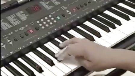 简谱与五线谱的弹奏1