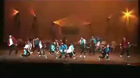 [强烈推荐]舞团Team Millennia在2008 Body Rock的表演