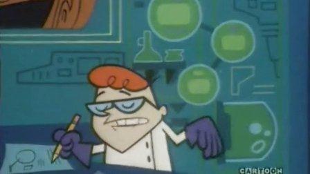 《德克斯特的实验室》第一节超越时空的蒂蒂