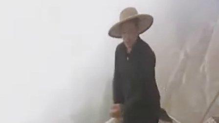 龙阳洞房檐练功(德建)
