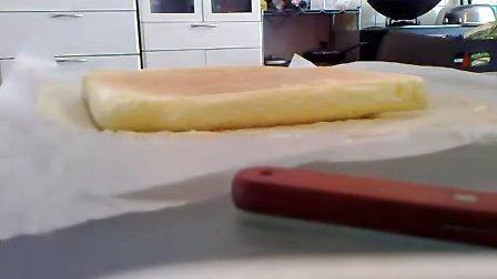 卷蛋糕卷的手法