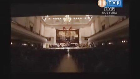 2005年肖邦国际钢琴大赛冠军Rafal Blechacz 决赛 肖邦第一钢琴协奏曲第一乐章(2)