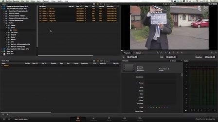 final cut pro x剪辑3D影片的后期工作流程
