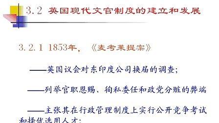 [上海交大]公共部门人力资源管理02