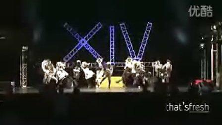 [推荐]2009美国西部街舞大赛第三名 TM的玩具店舞蹈