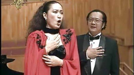 男女声二重唱《风流寡妇》圆舞曲(王立民、马梅)