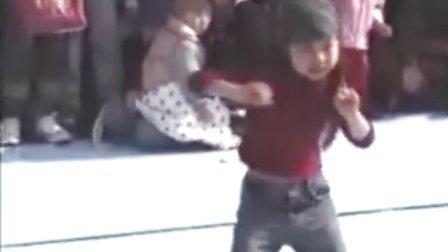 韩国小女孩 dance