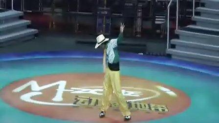 男子单人Dancer 肖杰