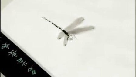 13蜻蜒的画法