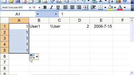 郭安定Excel教程1-3.自动填充设定技巧