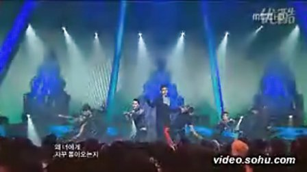 090509MBC Music Core - 2PM_Again Again