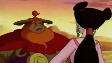 动画片【西游记】第36集 激战牛魔王