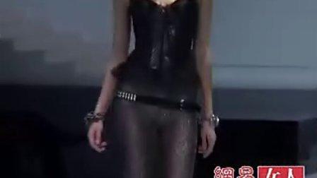 国际时装设计师表演之一