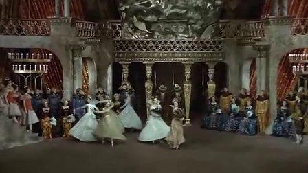 【唐吉尔看芭蕾】天鹅湖Swan Lake 第三幕公主的变奏(Nureyev)