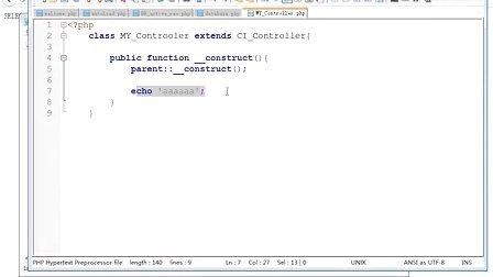兄弟连php视频教程CI框架11.扩展CI的控制器 php培训
