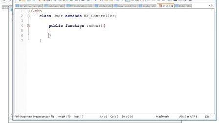 兄弟连php视频教程CI框架12.CI中的模型model php培训