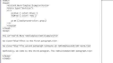 Lynda.com Learning CSS2 12-grouping_selectors