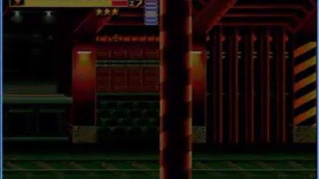 MD怒之铁拳3女主角Blaze最高难度模式一命通关录像