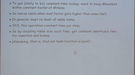 加州大学伯克利DATA STRUCTURES数据结构Lecture 27