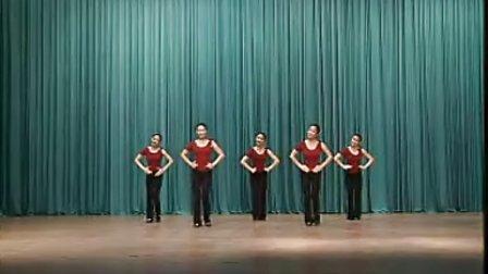 中国舞二版五级 8藏族舞组合