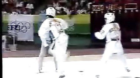 【侯韧杰 TKD 比赛篇】之 跆拳道1988-1997比赛(4)