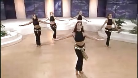 肚皮舞Belly Fitness For Weight - Hip Drop Bellydance