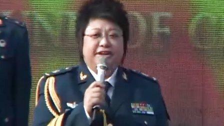 韩红选择空军只为报恩