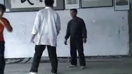 李金恒老师八极拳实战技教学