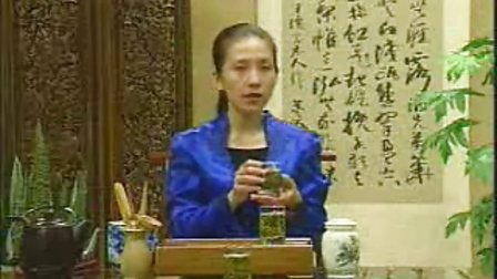 中国茶艺经典2多情的花茶