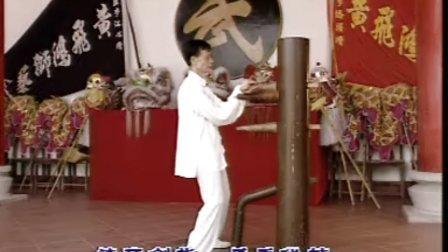 彭南系咏春拳系统教程 --木人桩