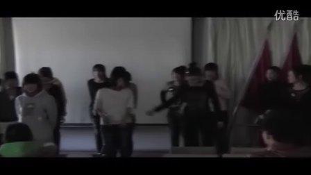 曙光职专才艺展示(初选)-2011幼师专业舞蹈准备
