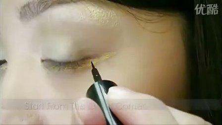 美容大师MichellePhan最新性感豹纹眼印化妆教程