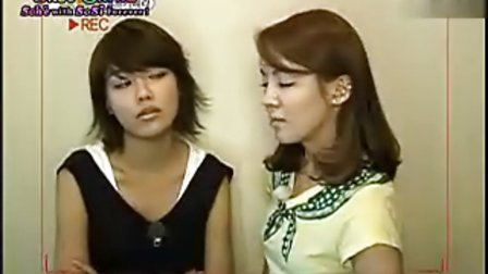 [讨厌飞轮海]090815 KBS 少女时代HelloBaby EP03-04未公开影像