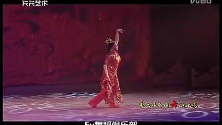 丫儿腔民族舞蹈女子独舞单双三人舞流畅