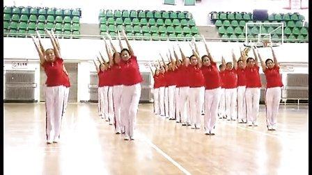 佳木斯快乐舞步完整版 第五套广场舞 高清示范 高清