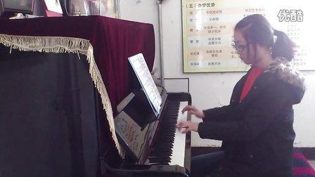 9月27 钢琴热情第三乐章-哈尔滨恒艺艺考培训中心