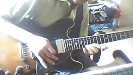 爵士吉他turan around
