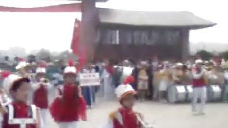 安阳市龙安区北彰武小学管乐比赛