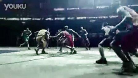 NBA2K10最新宣传视频 飞侠科比单挑群星