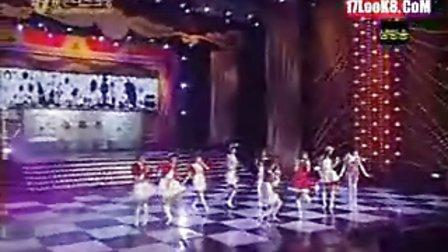 【AE】2007.金唱片颁奖礼Part.3[中字] SJ BigBang WG 少女时代 FTIs