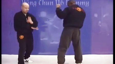 永春木人桩3