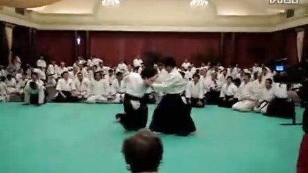 横面打四方投 (四级审查内容)