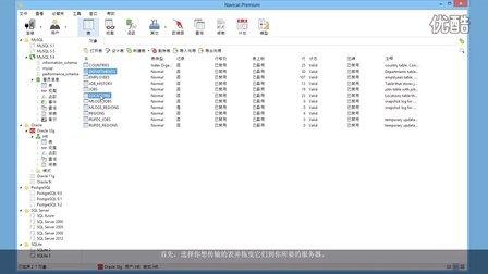 如何使用 Navicat在不同类型的服务器之间传输数据?(Windows & Linux)