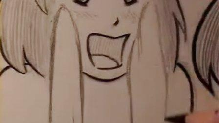 漫画教学:如何画手 - Mark Crilley
