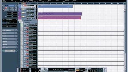 nuendo-MIDI制作中使用技巧