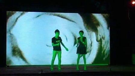阜新高等专科学校2013大学生文化节开幕式1